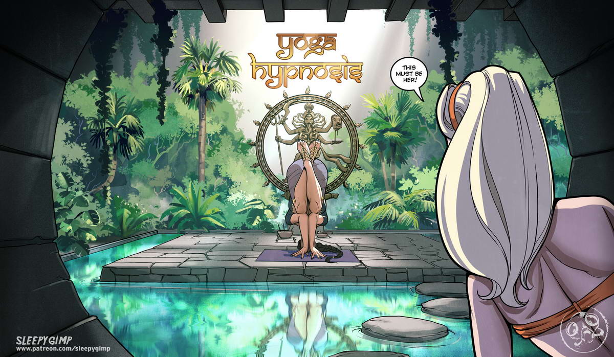 Nancy Templeton - Yoga Hypnosis